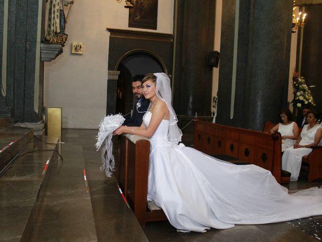 La boda de Brenda y Eduardo