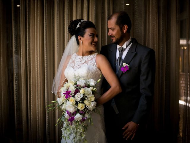 La boda de Luz María y José