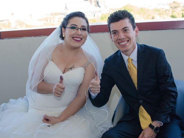 La boda de Rogelio y Natalia en Monterrey, Nuevo León 8