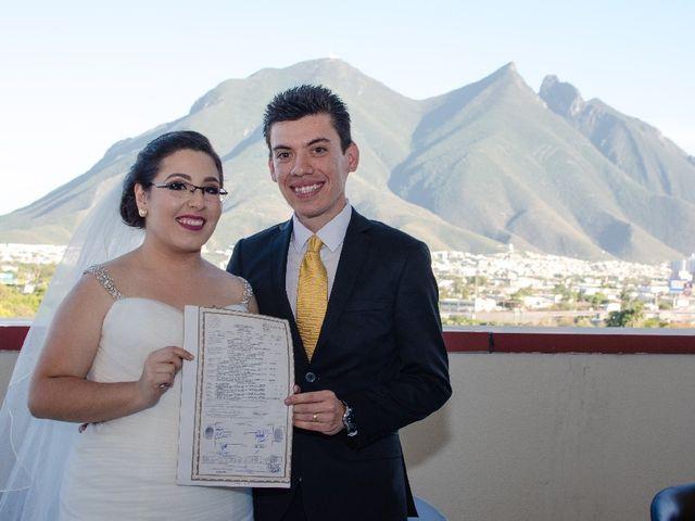 La boda de Rogelio y Natalia en Monterrey, Nuevo León 9
