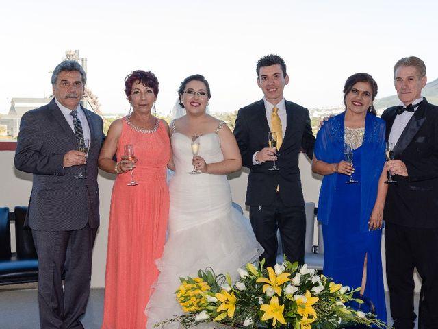 La boda de Rogelio y Natalia en Monterrey, Nuevo León 10