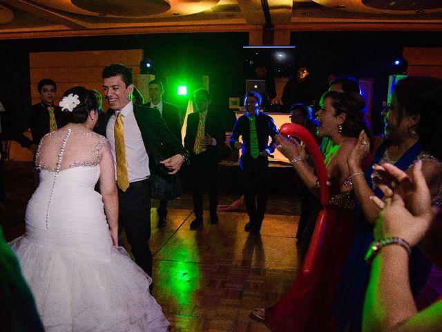 La boda de Rogelio y Natalia en Monterrey, Nuevo León 18