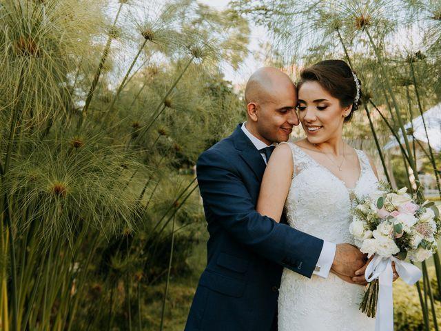 La boda de Denisse y Christian