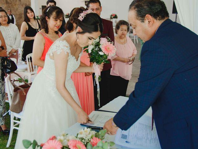 La boda de Daniel y Miriam en Aguascalientes, Aguascalientes 6