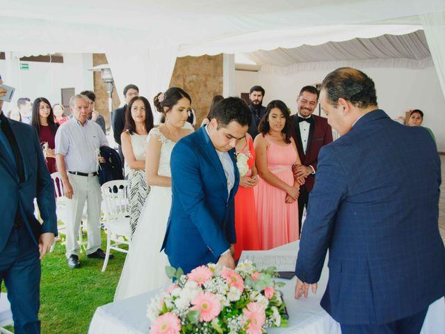 La boda de Daniel y Miriam en Aguascalientes, Aguascalientes 7