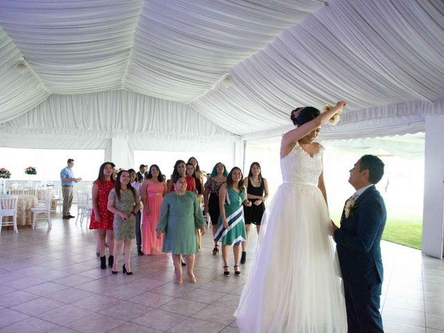 La boda de Daniel y Miriam en Aguascalientes, Aguascalientes 21