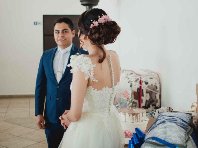 La boda de Daniel y Miriam en Aguascalientes, Aguascalientes 22