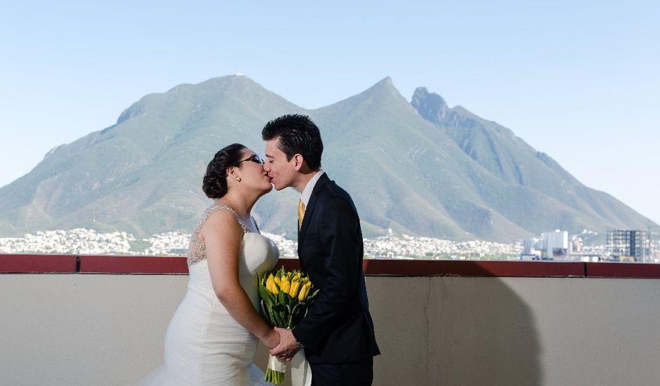 La boda de Rogelio y Natalia en Monterrey, Nuevo León