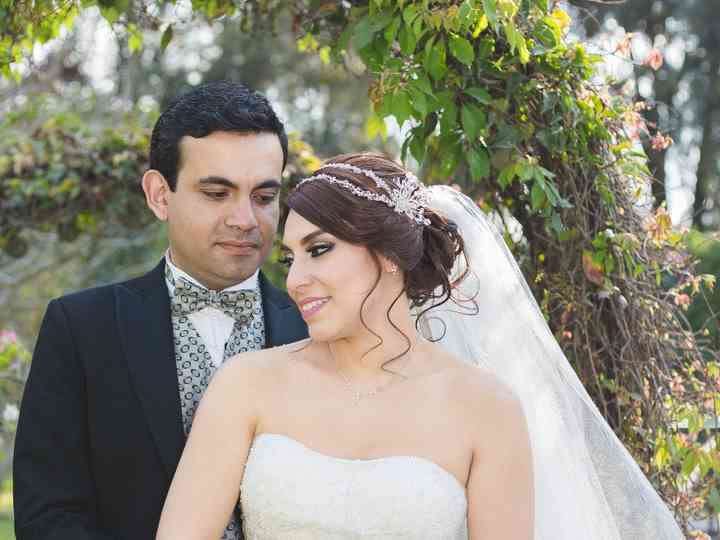 La boda de Karen y Pepe
