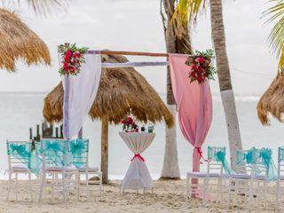 La boda de Marcella y Emilio 1