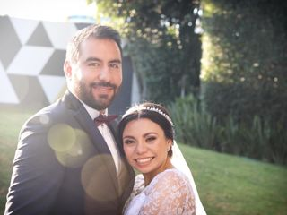 La boda de Grace  y Miguel