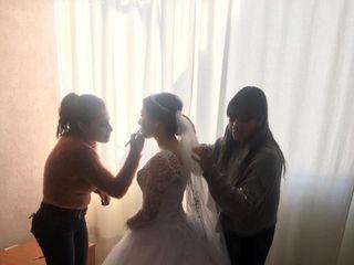 La boda de Grace  y Miguel 2