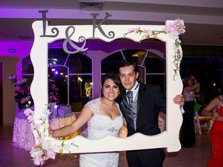 La boda de Leana y Luis