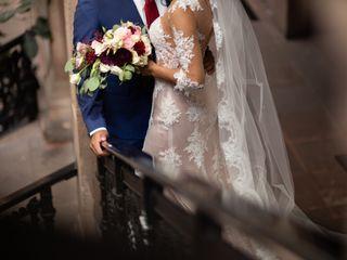 La boda de Berenice y Marco 2