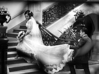 La boda de Berenice y Marco 3