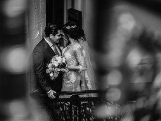 La boda de Berenice y Marco