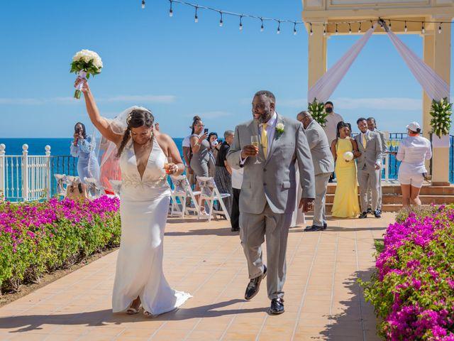 La boda de Tara y Chauncey
