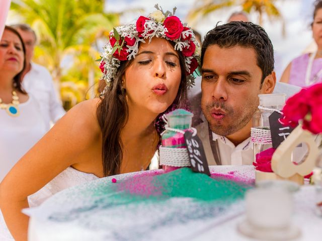 La boda de Marcella y Emilio