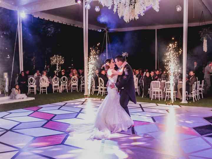 La boda de Carolina y Misael