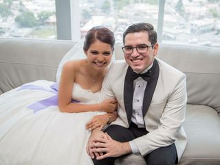 La boda de Liliana y Roberto 1