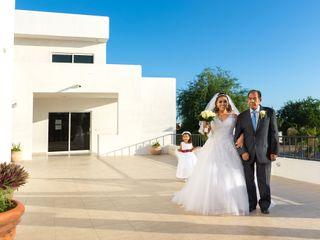 La boda de Evi y Víctor 1