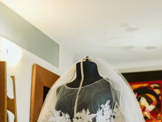 La boda de Carolina y Misael 1
