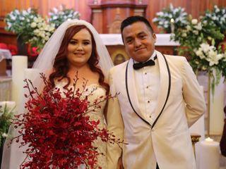 La boda de Moisés y Ofelia