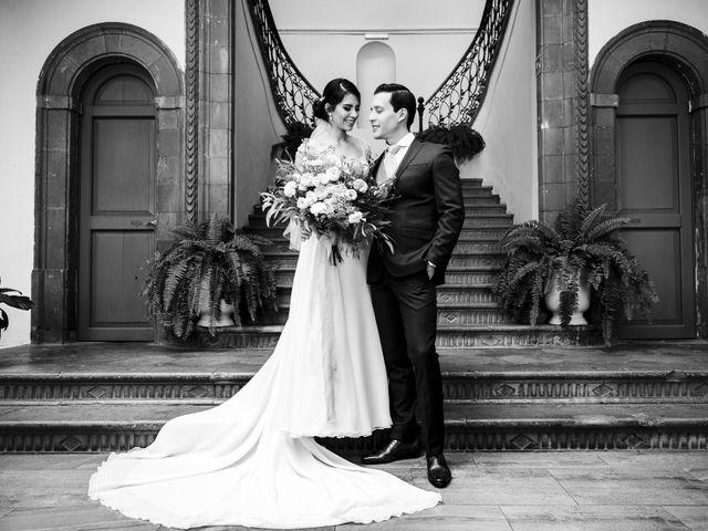 La boda de Nadxhielly y Mariano