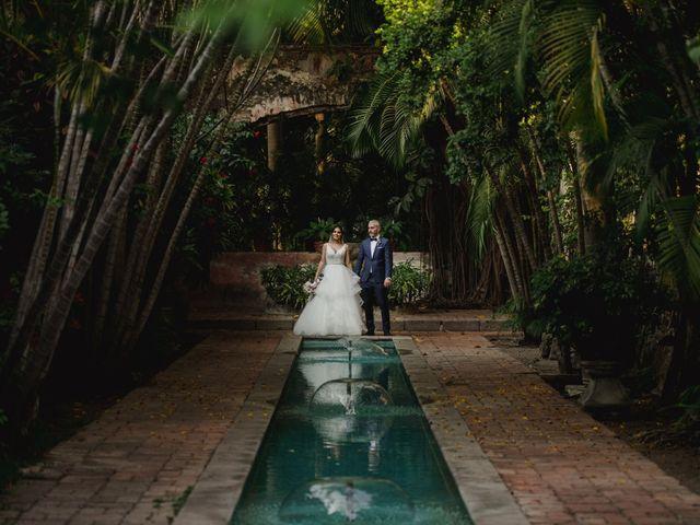 La boda de Aylen y Sebastian