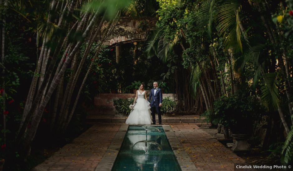 La boda de Sebastian y Aylen en Amacuzac, Morelos