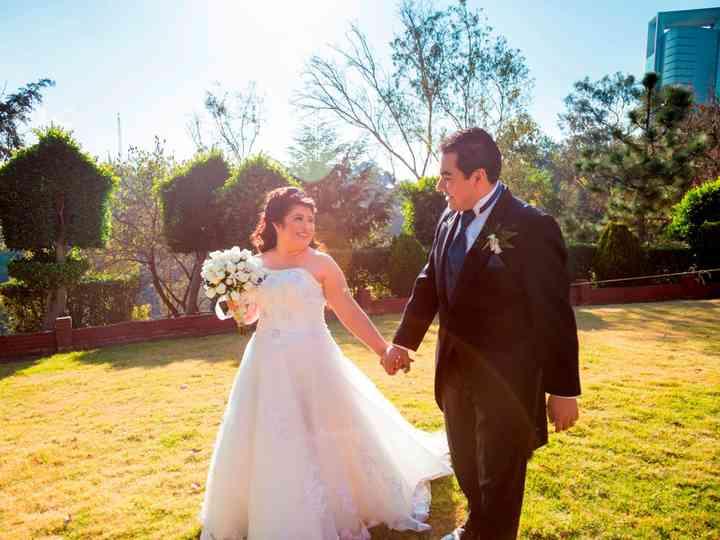 La boda de Edith y Juan Manuel