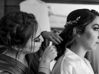 La boda de Alejandra y Adrián 1