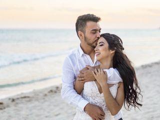 La boda de Alejandra y Adrián
