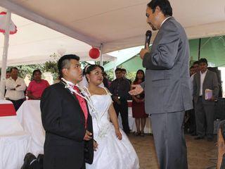 La boda de Sheila  y Benjamín 1