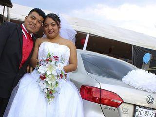 La boda de Sheila  y Benjamín