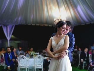 La boda de Luis Antonio y Alexie  2
