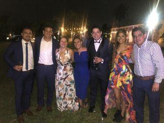 La boda de Luis Antonio y Alexie  3