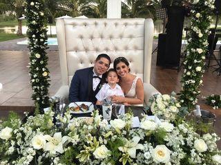 La boda de Luis Antonio y Alexie
