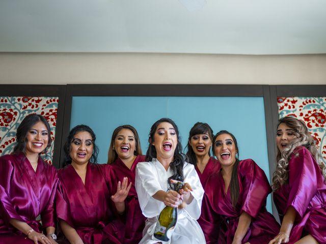 La boda de Adrián y Alejandra en Cancún, Quintana Roo 9