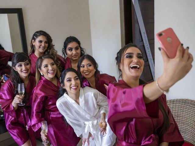 La boda de Adrián y Alejandra en Cancún, Quintana Roo 12
