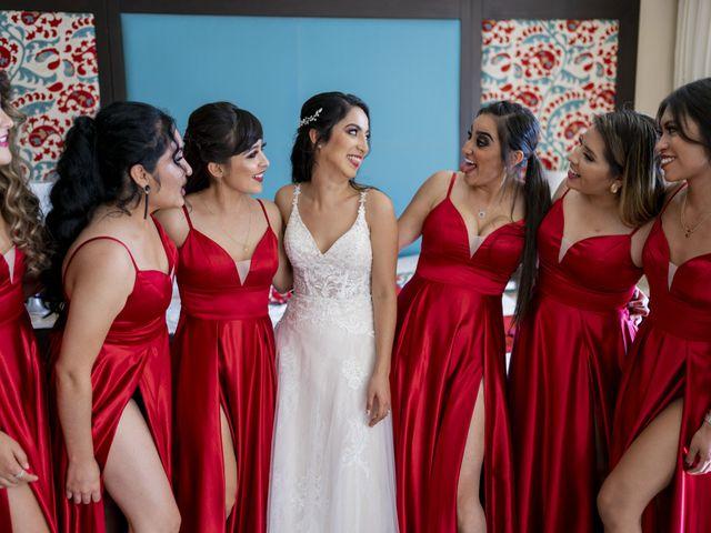 La boda de Adrián y Alejandra en Cancún, Quintana Roo 29