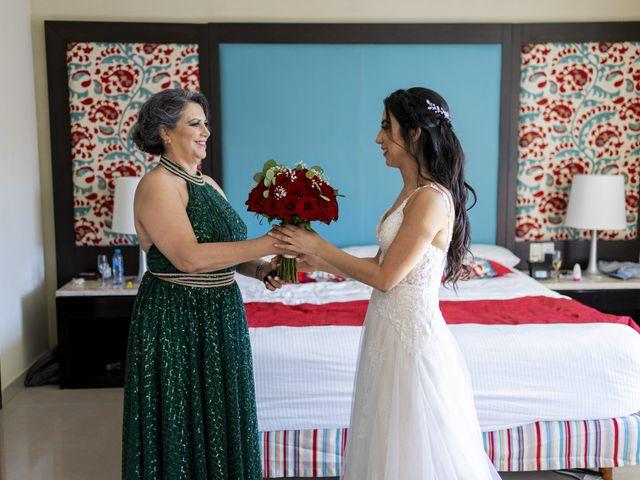 La boda de Adrián y Alejandra en Cancún, Quintana Roo 30