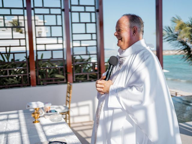 La boda de Adrián y Alejandra en Cancún, Quintana Roo 46