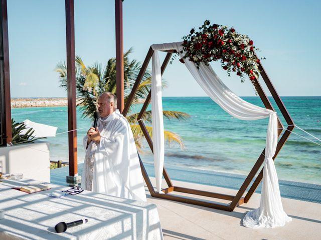 La boda de Adrián y Alejandra en Cancún, Quintana Roo 50