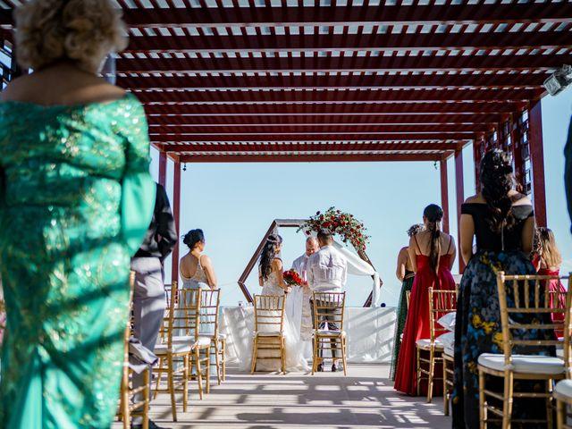 La boda de Adrián y Alejandra en Cancún, Quintana Roo 51