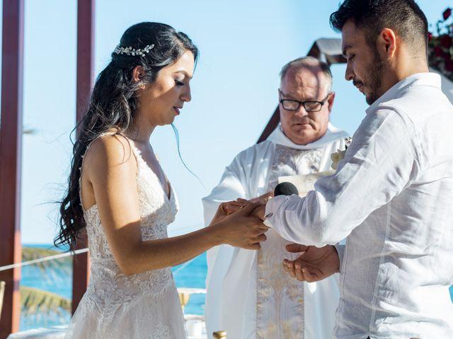 La boda de Adrián y Alejandra en Cancún, Quintana Roo 55