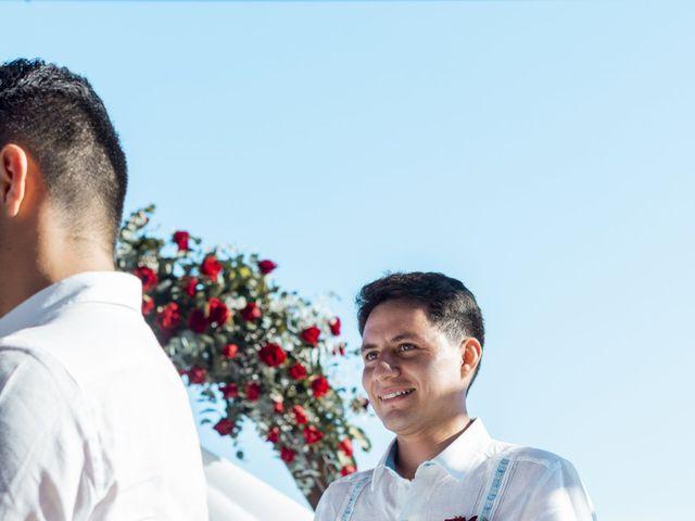 La boda de Adrián y Alejandra en Cancún, Quintana Roo 56