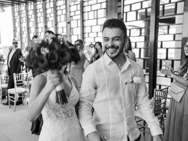 La boda de Adrián y Alejandra en Cancún, Quintana Roo 60