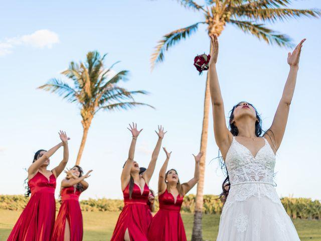La boda de Adrián y Alejandra en Cancún, Quintana Roo 71