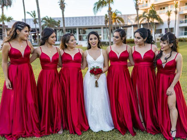 La boda de Adrián y Alejandra en Cancún, Quintana Roo 72